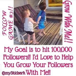 🤸♀️🤸♂️Follow me to 100,000 Followers!!